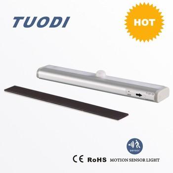 Tdl 7120 Small Battery Operated Led Motion Sensor Light