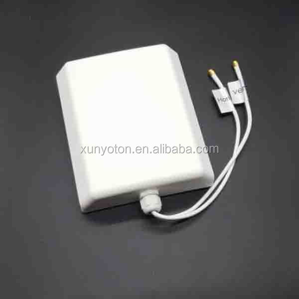 4G two ports outdoor wireless mimo panel antenna for communication