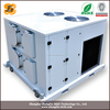 Heat pipe heat recovery and Packaged air cooled package unit