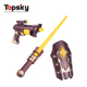Delicate space defender gun set space gun toy promotion gun toy set for kids