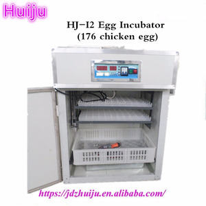 high Hatching rate 100 duck chicken egg incubator price in pakistan HJ-I2