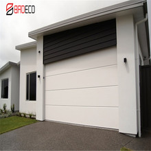 Ce Certificated 9X8 Automatic Garage Door Manufacture