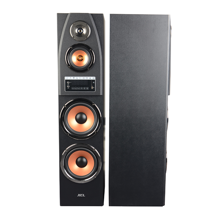 8 inch 2.0 Active speaker outdoor stage powerful hifi audio system