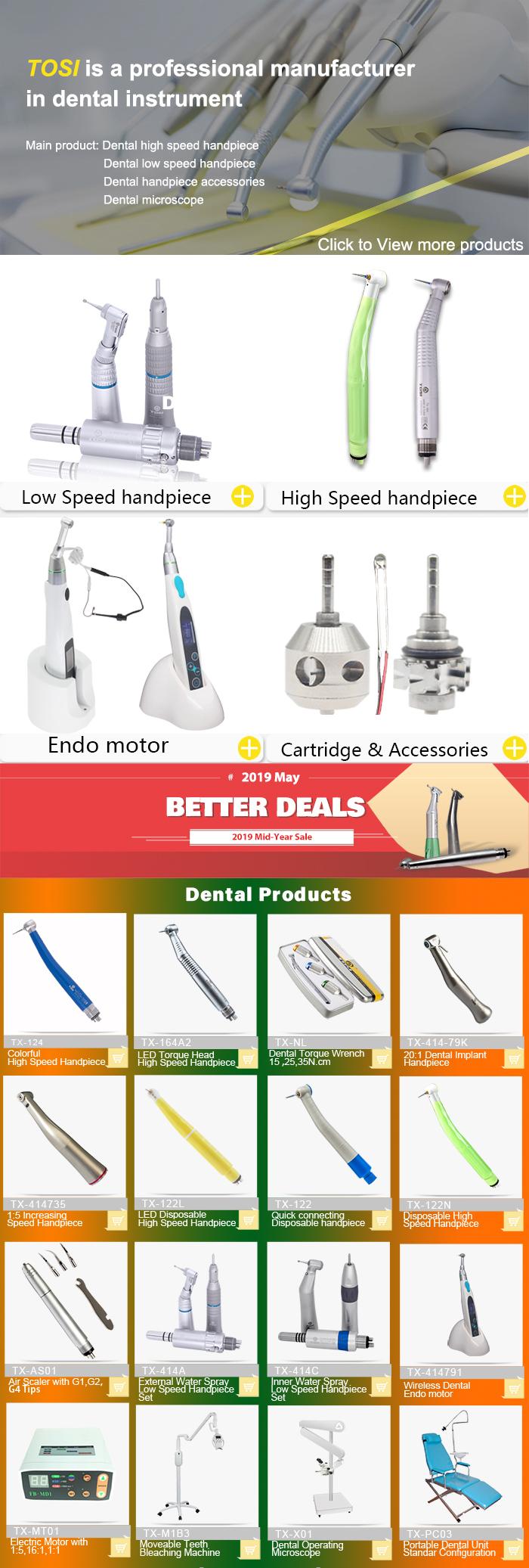 2018 neue Produkte OEM Led-leuchten Zähne Dental Bleaching Maschine Kit