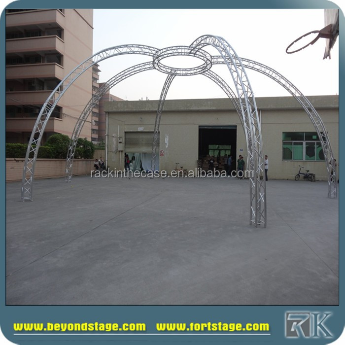 stage truss design rk high quality truss stage decorationaluminum truss roof system