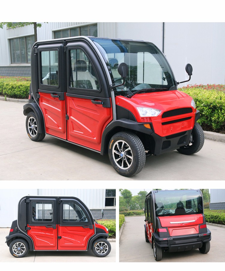 CE approved club car