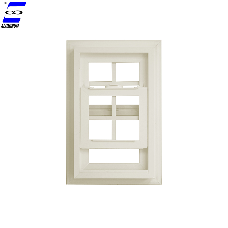 Cheap price aluminum sliding windows and doors with grill design