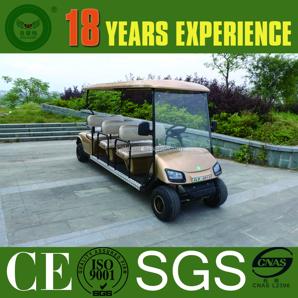 cheap used electric utility carts/ used golf cart/electric golf cart brands