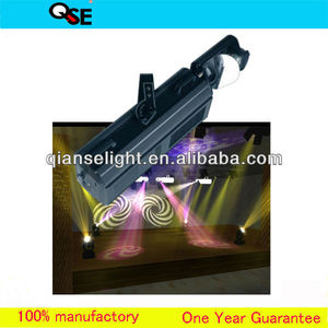 575W Flat Mirror DMX Stage Disco/DJ Scanner Lighting