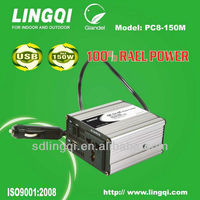 DELL ACER notebook computer 150W DC/AC car power inverter with low price for iPod, iPhone, cell phone, PSP, digital devices l
