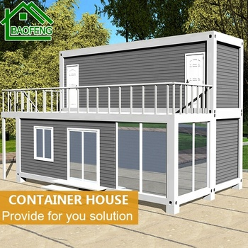 stand extreme climate indonesia container house quick build economic home design real estate
