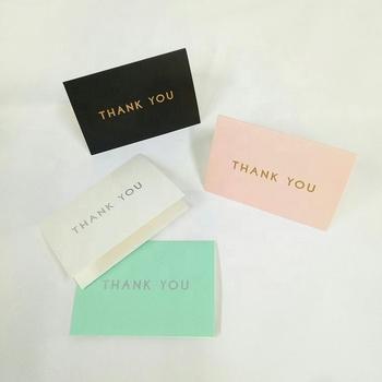 Letterpress Wedding Invitations.Custom Made Folded Gold Foil Letterpress Wedding Invitations Thank You Greeting Card Buy Custom Thank You Card Thank You Greeting Card Thank You