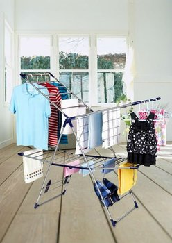 Tree Type Foldable Clothes Drying Rack Hanger Stand Buy