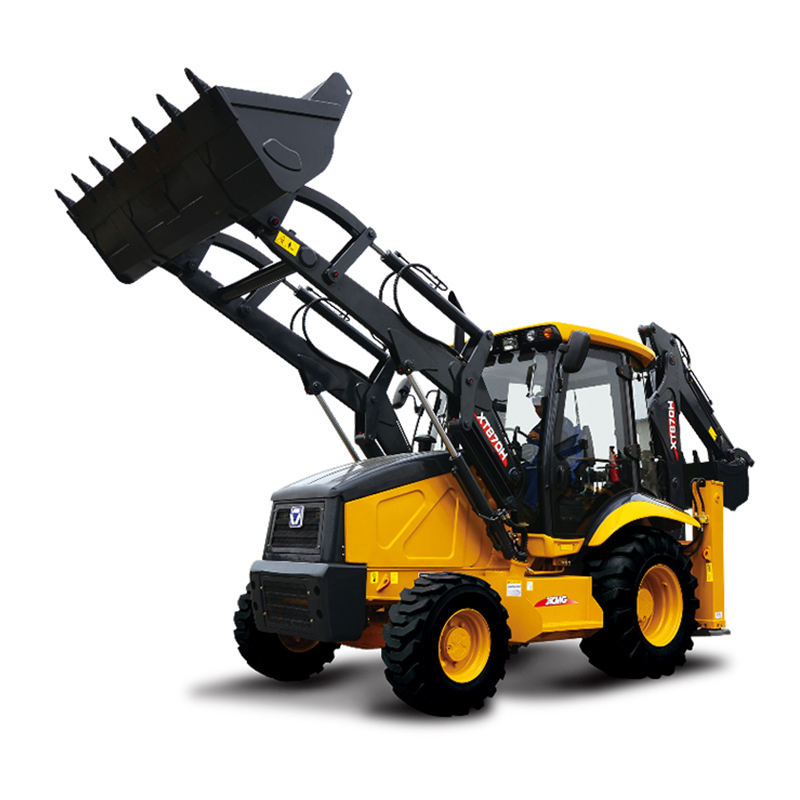China XCMG XC870K Backhoe Loader with Cheapest Price