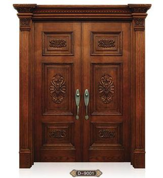 Latest Design European Style Bamboo Interior Door For Bed Room