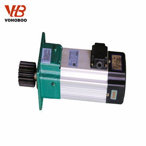 220V 50HZ three phase AC speed reducer 2kw electric motor