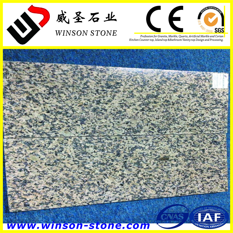 mum yellow cheap granite table top