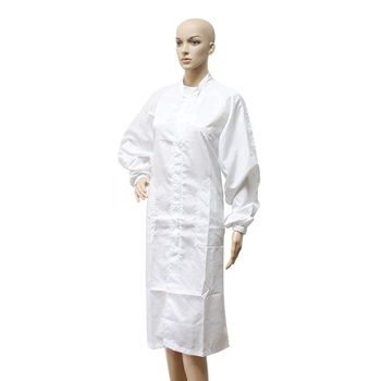 ESD clothing protection against ESD-sensitive components by wrapping your employees in ESD shielding clothing