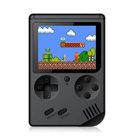 Retro Game Console PC Gaming Controller Built in 168 Games Portable Mini Handheld Video TV Games Controllers Consoles Players HD
