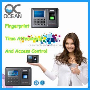 pegasus time attendance access control system wireless door access control  system