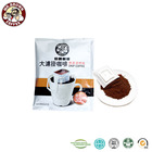 Private Label Ground Powdered Filter Ground Coffee with Drip Bag