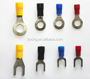 Hot Stainless Steel Electrical Crimp Terminal Connector