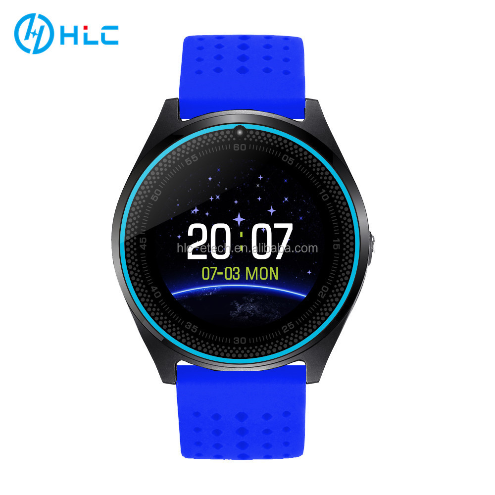 Shenzhen Elecronics Smartwatch For Men Girls Mobile watch Phones V9 with Sim TF Card Slot MTK6261
