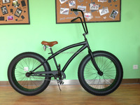 "GB3065 Hot sale cruiser fat bike, High quality carbon fat bicycle,carbon fat bike with 26x4"" tyre"