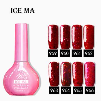 Alibaba Best Acrylic Nail Brand Private Label Red Diamond Nail Polish Uv Gel Kit 8 Colors Nail Art Gel Polish Buy Private Label Gel Polish Best