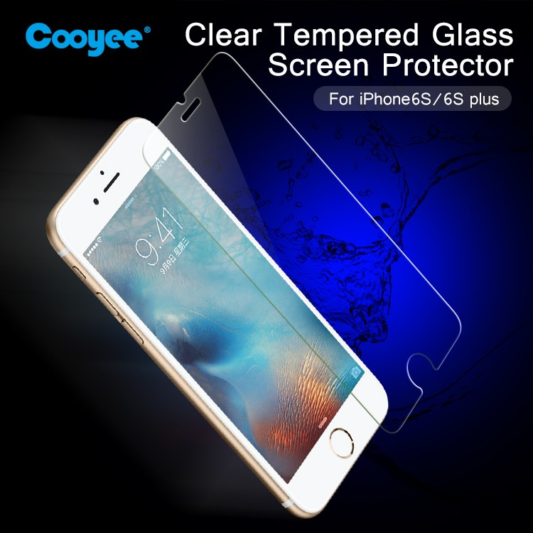 High transparancy screen protective film for Iphone 6 plus
