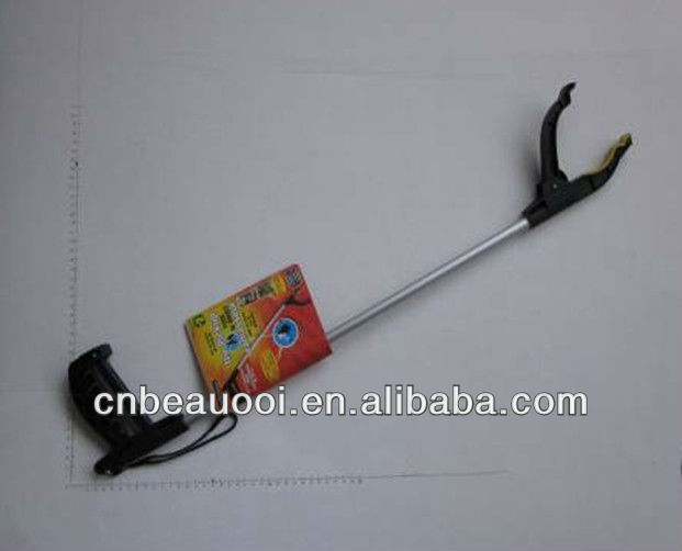 long handle garbage claw pick up tool litter picker tool