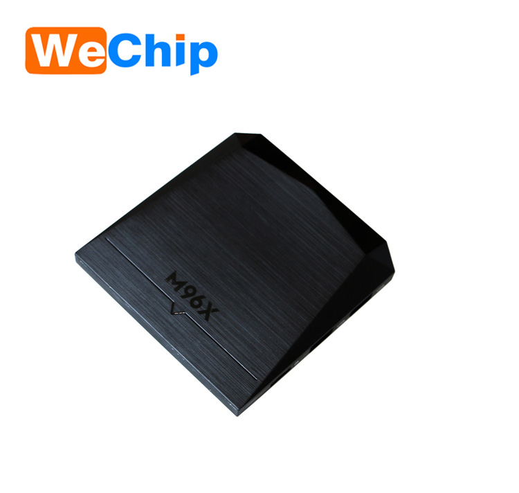 Wechip 2016 Best product M96 Android 6.0 TV Box Amlogic S905X 2G 8G WIFI Bluetooth 3D IPTV TV Box