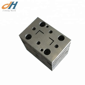 PVC Plastic Decking End Cap Extrusion Tools Dies