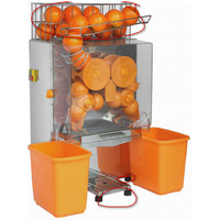 stainless steel 220V 110V CE Desk type Electric commercial orange juicer machine automatic orange juicer