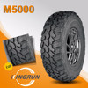 KINGRUN brand new car tires for muddy and all terrain 265/70R16 made in China