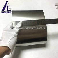 Best price 99.95% pure molybdenum strip and foil