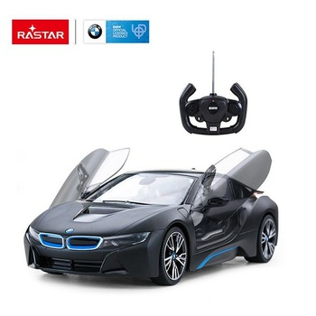 Rastar USB charge BMW best electric rc car toy nice real car body scale