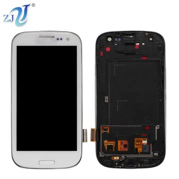 Best selling products lcd for samsung galaxy s3 i9300 display touch screen digitizer replacement