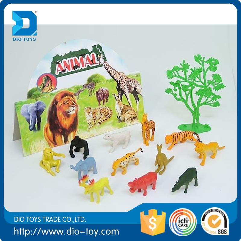 New Design Rubber Toy Animals Dinosaur For Kids Made In China ...