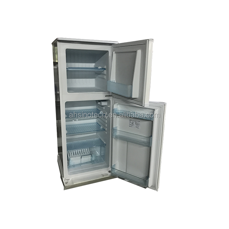 Factory sale household double door classic refrigerator with water filter