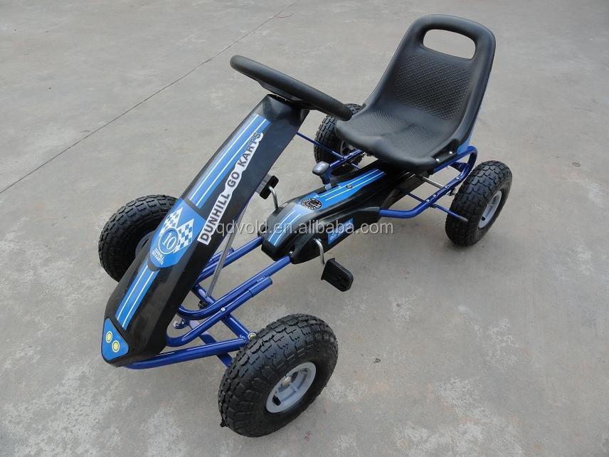 how to build a manual transmission go kart