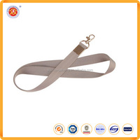 Hot Sales Good Quality Custom Functional Polyester Silkscreen Lanyard with metal hook for USB Flash Driver Holder