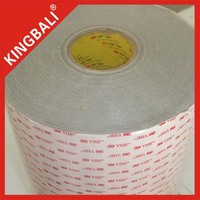 High-strength bonding Double sided adhesive acrylic foam 3M VHB tape 4936 for sealing performance