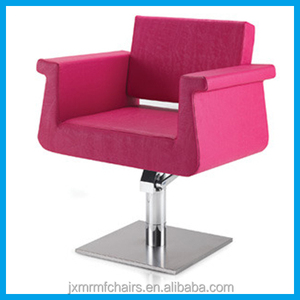 hot pink salon styling chair JX980A
