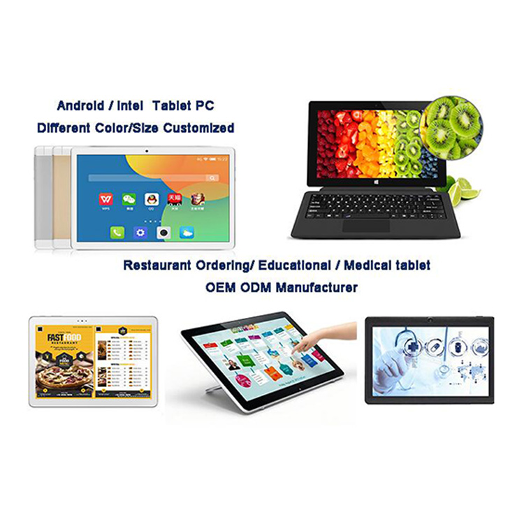 2019 New Arrival 10 inch best android smart tablet Ten Core 4G LTE dual sim card slot mini PC with 4gb ram