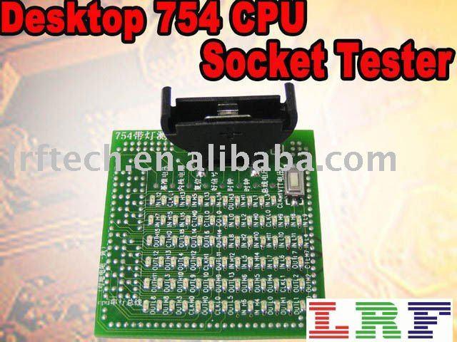 Desktop 754 Cpu Socket Tester,Test Card For Chips.pci Control Card ...