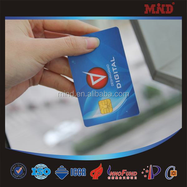 MDJ13 Jcop 21-40 chip smart card 40K eeprom memory java