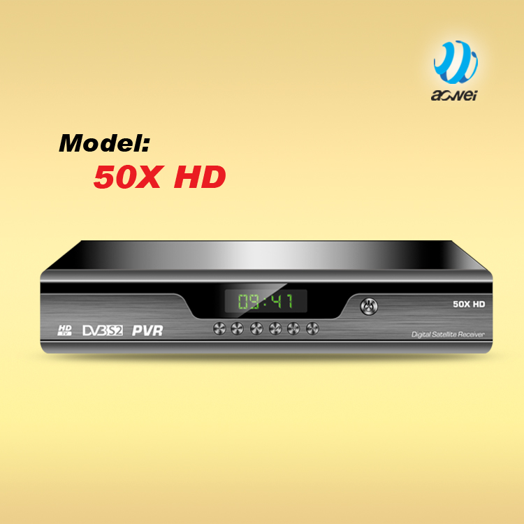 Hot Sates HD DVB-S2 Satellite Receiver
