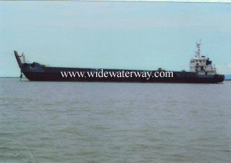 Tts-413: 2238 Dwcc Barge For Sale
