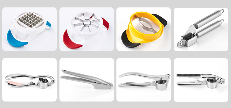 Commercial pull chopper 3 blades hand pull food  chopper